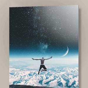 Close | Canvas Print
